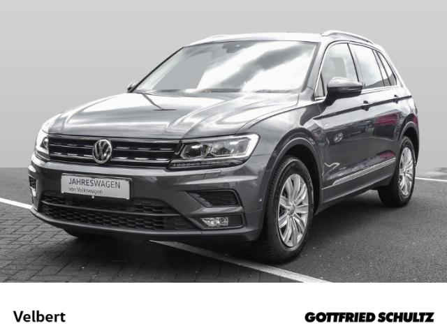 Volkswagen Tiguan 2.0 TDI NAVI+LED+AHK+GRA+SHZ+DYNAUDIO JOIN, Jahr 2019, Diesel