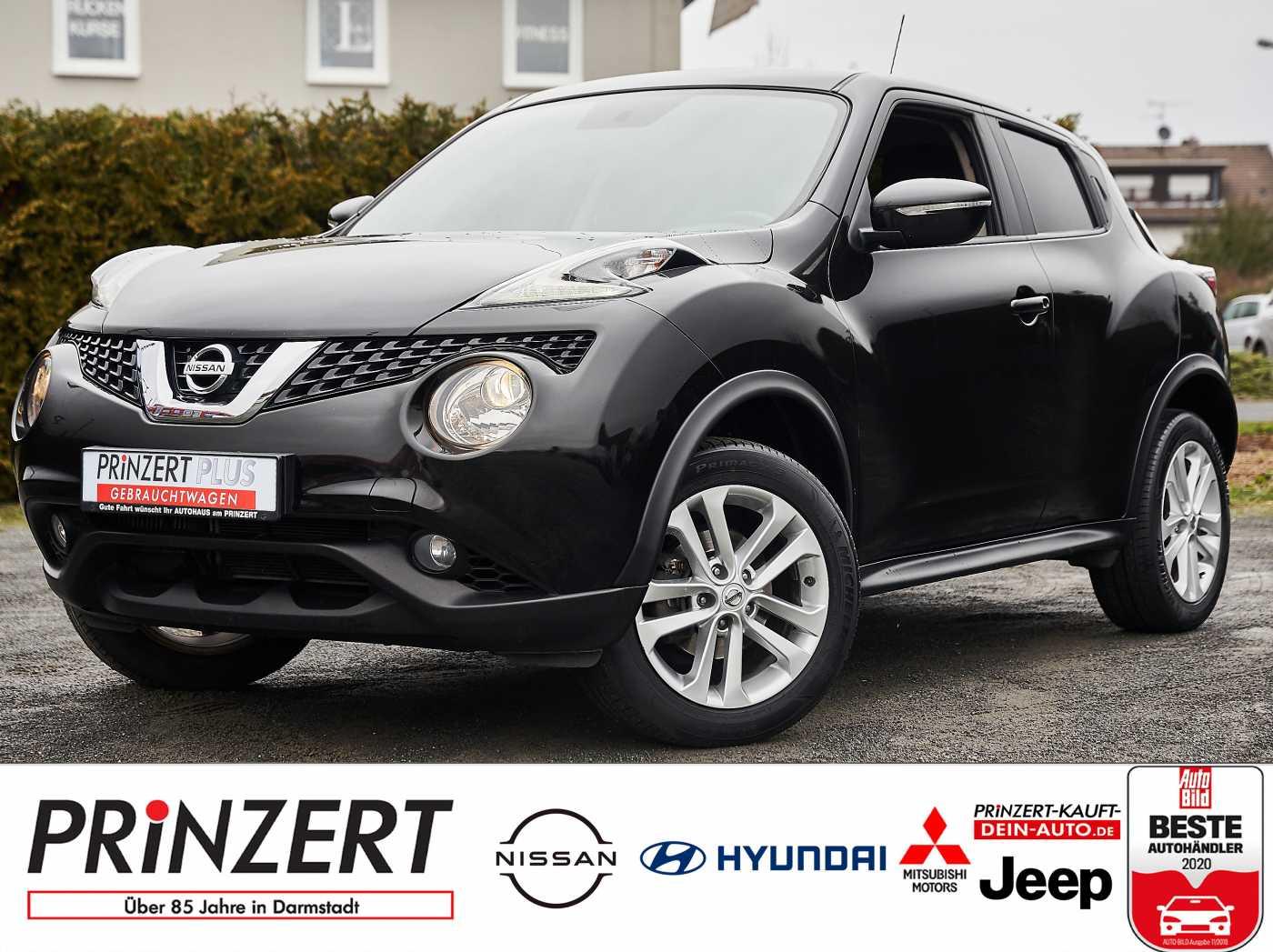Nissan Juke 1.2 DIG-T Acenta RFK/ Navi, Jahr 2018, Benzin