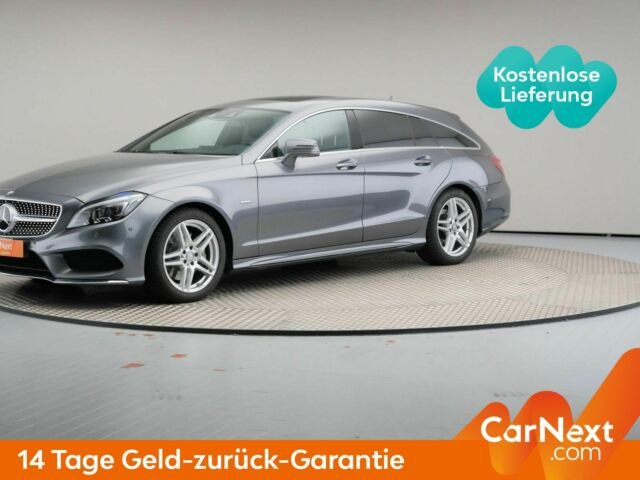 Mercedes-Benz CLS Shooting Brake 350d 9G-TRONIC, Jahr 2017, Diesel