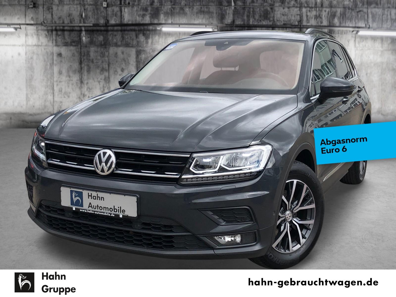 Volkswagen Tiguan Comfortline 2.0TDI DSG ACC Navi Sitzh LED, Jahr 2018, Diesel