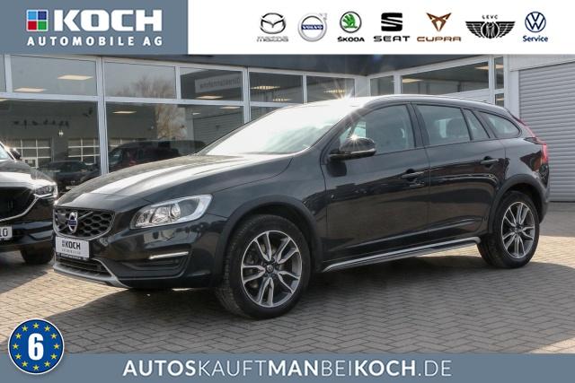Volvo V60 CC D4 Pro Geartronic Navi+Xenon+Leder+uvm, Jahr 2017, Diesel