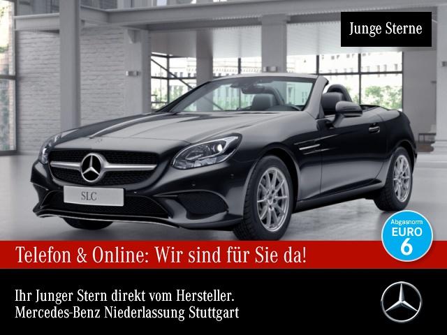Mercedes-Benz SLC 180 Pano COMAND Airscarf Kamera Spurhalt-Ass, Jahr 2017, Benzin
