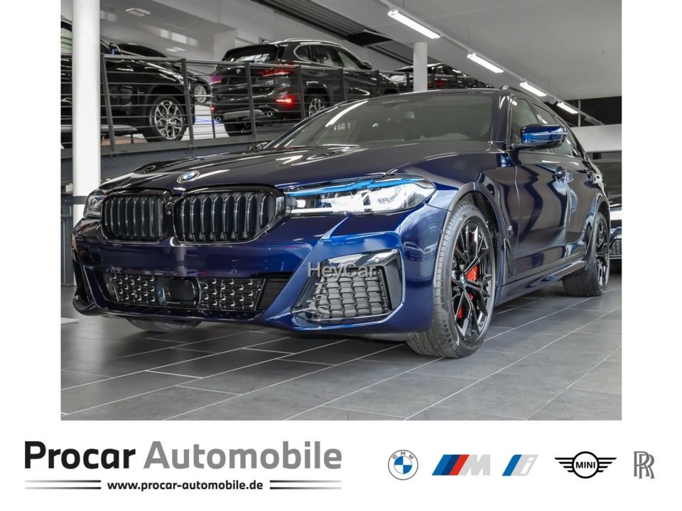 BMW 530d xDrive Touring M Sport Innovationsp. Winter, Jahr 2021, Diesel