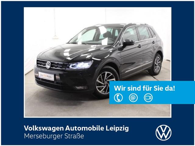 Volkswagen Tiguan 1.4 TSI Sound *DSG*ACC*LED*Navi*SHZ*, Jahr 2017, Benzin