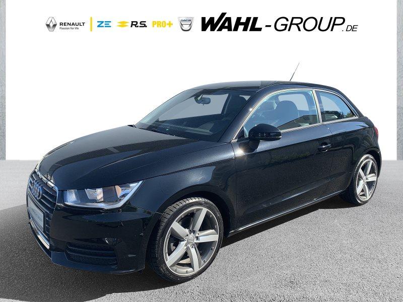 Audi A1 1.4 TFSI *Klima, 17 Zoll Klimaaut., Jahr 2015, Benzin