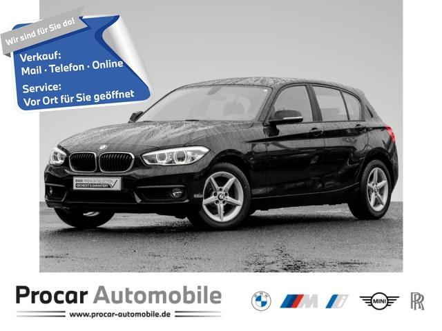 BMW 120d Advantage Aut. Navi Business PDC Sitzheiz., Jahr 2017, Diesel