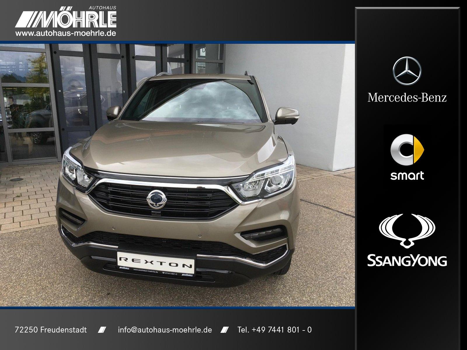 Ssangyong REXTON Sapphire 2.2 D 4WD Elegance AHK Navi, Jahr 2019, Diesel