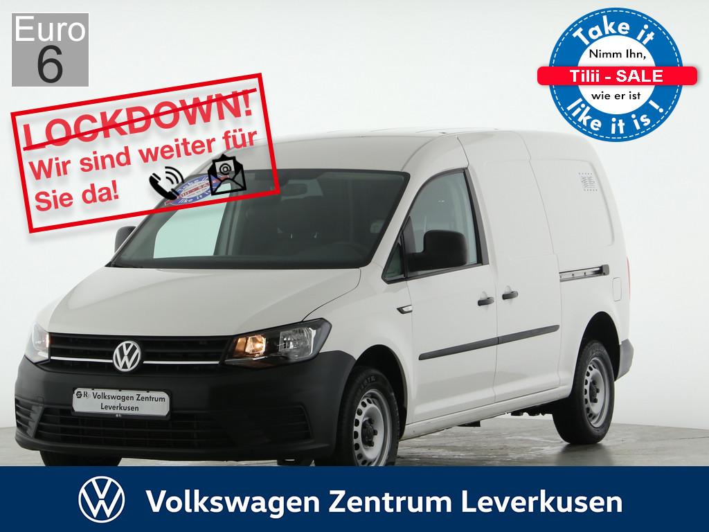 Volkswagen Caddy Maxi Kasten 2.0, Jahr 2017, Diesel