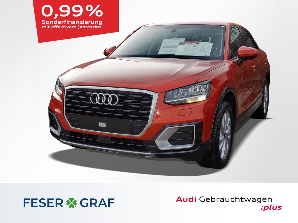 Audi Q2 Sport 35 TFSI Navi/17 Zoll/PDC/Sitzheizg/17`, Jahr 2019, Benzin