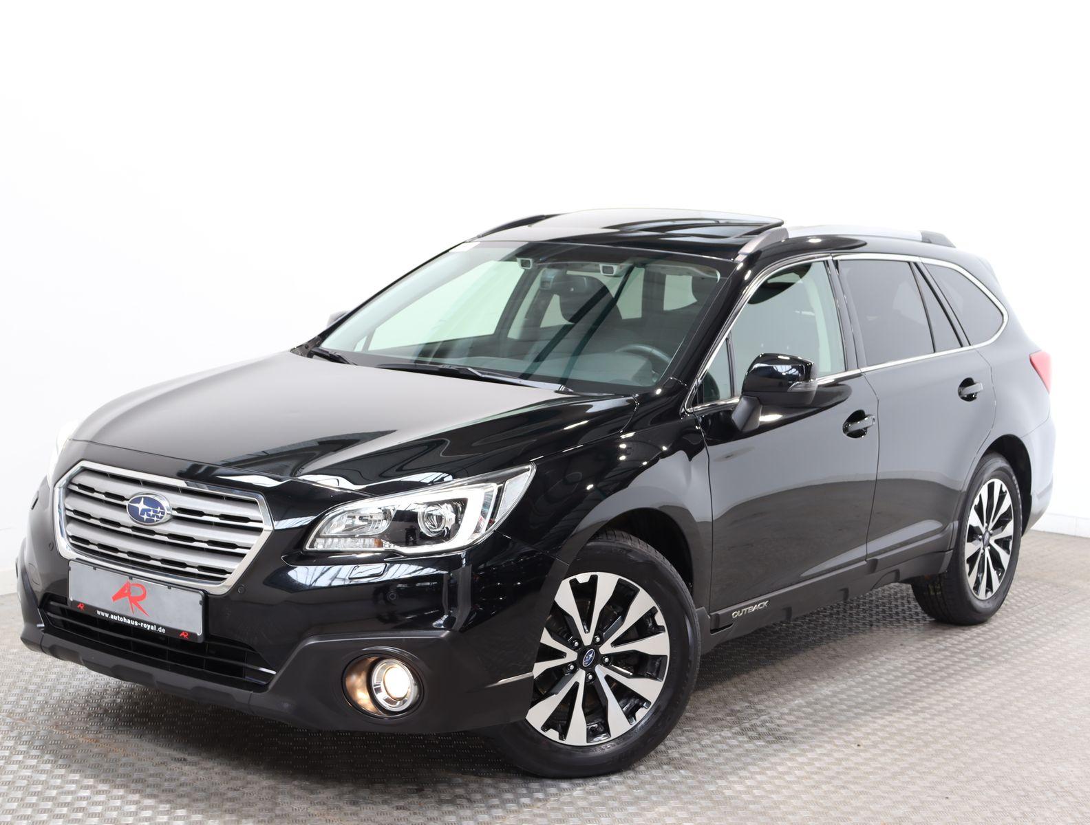 Subaru Outback 2.0 D 4WD Sport MEMORY,KAMERA,HARMAN/K., Jahr 2016, Diesel