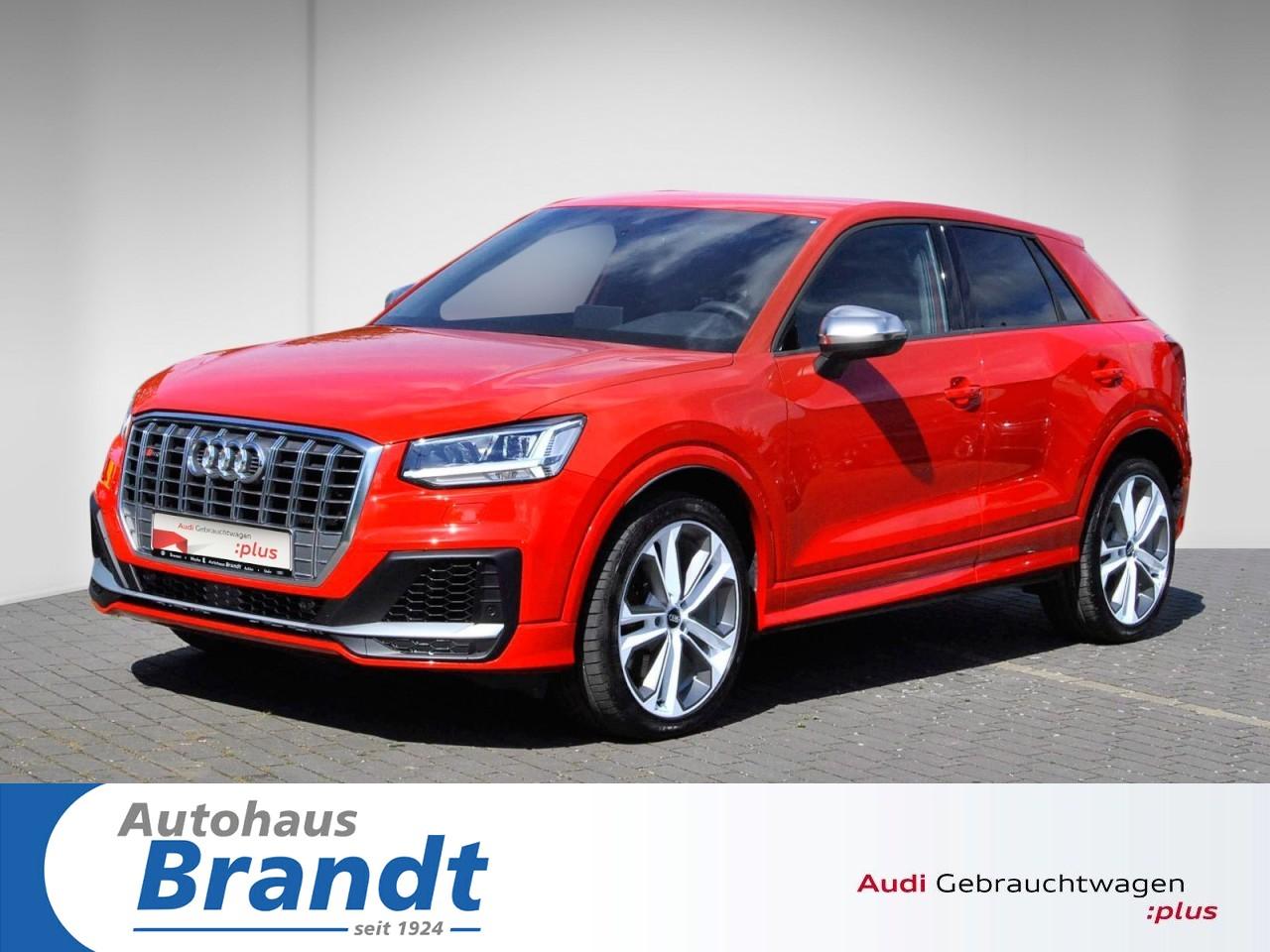 Audi SQ2 2.0 TFSI quattro S-TRONIC*LED*NAVI+*ALCAN*ACC, Jahr 2019, Benzin