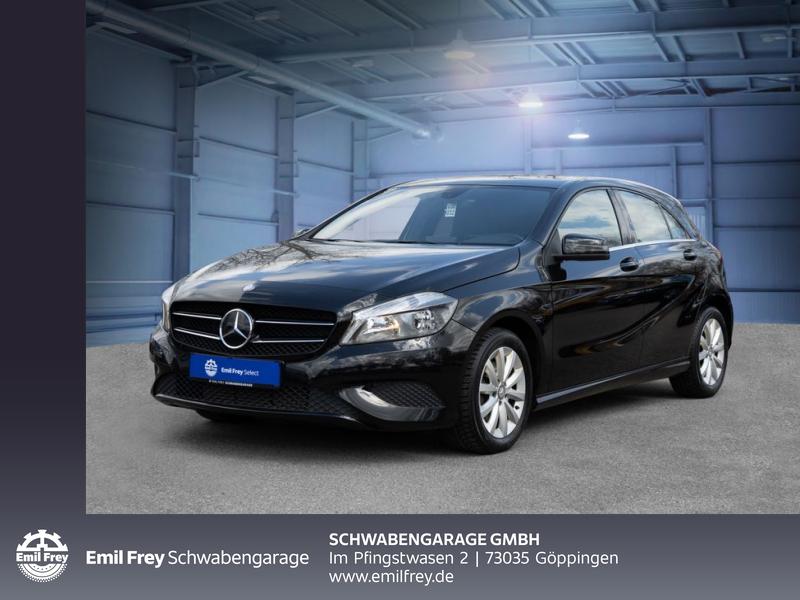 Mercedes-Benz A 180 BlueEFFICIENCY Style SHZ Sportsitze, Jahr 2012, Benzin