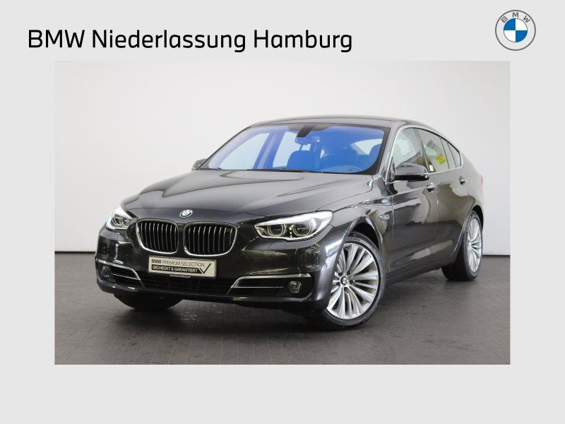 BMW 535i xDrive Gran Turismo Night Vision Head-Up, Jahr 2015, Benzin