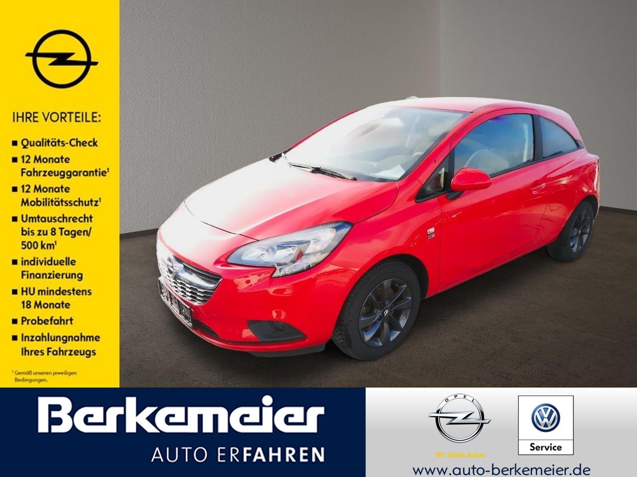 Opel Corsa 120 Jahre 1.4 *IntelliLink/Sitzheiz/Kamera*, Jahr 2019, Benzin