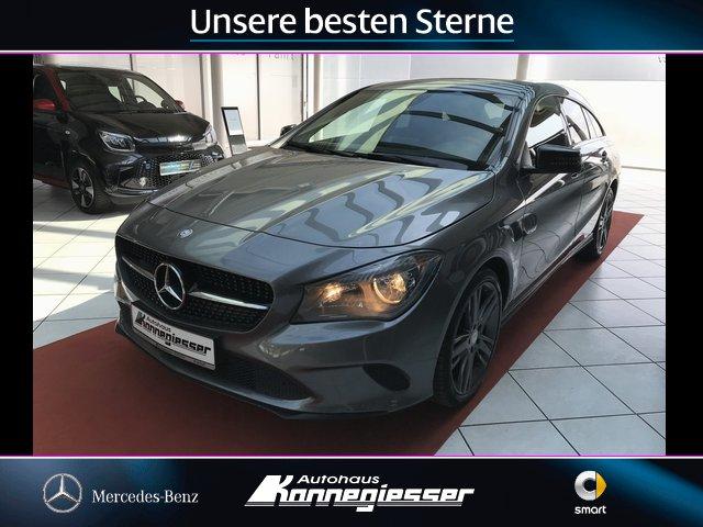 Mercedes-Benz CLA 180 d SB*URBAN*NIGHT-PAKET*KAMERA*NAVI*, Jahr 2017, Diesel