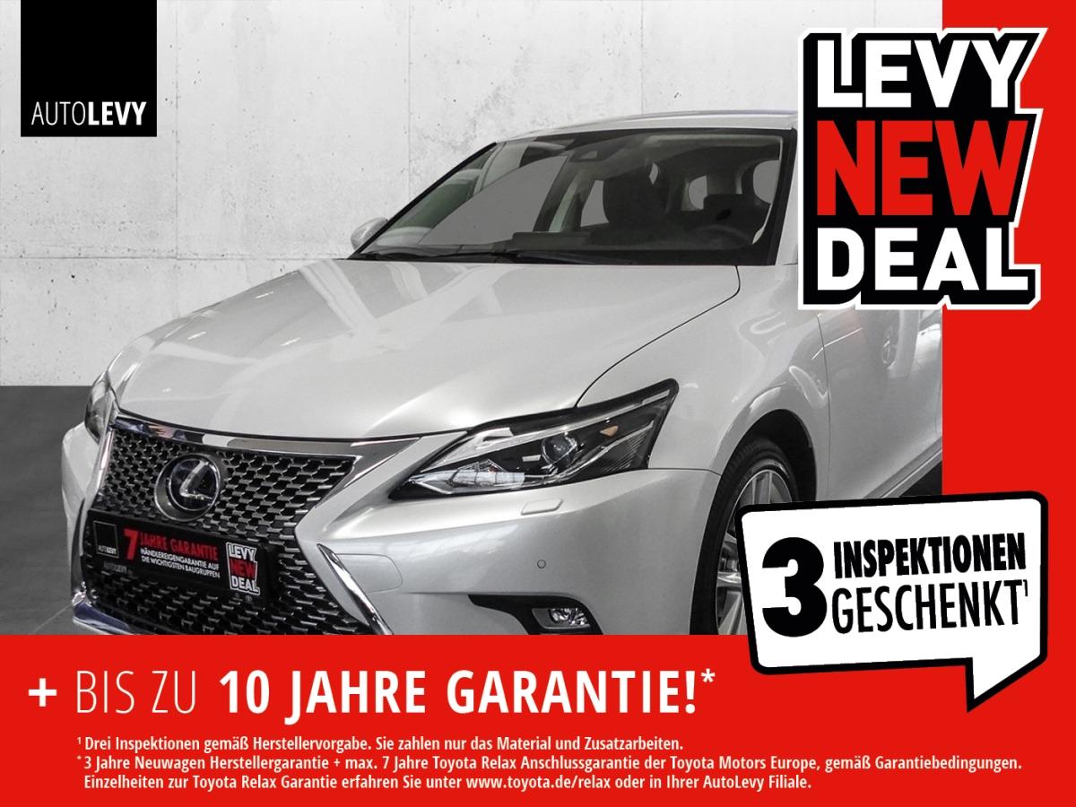 Lexus CT 200h Style Edition LED-NAVI-DAB-Kamera, Jahr 2020, Hybrid