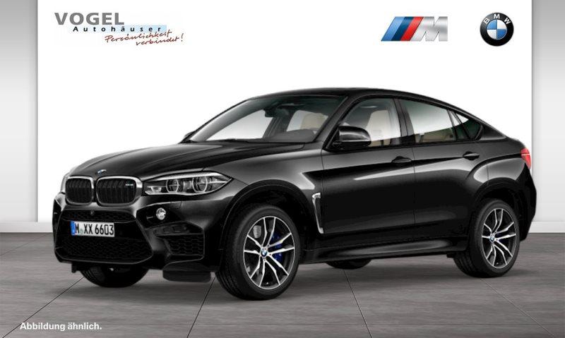 BMW X6 M M Drivers P. Euro 6 Navi Prof RFK PDC Klima Shz Head-Up, Jahr 2017, Benzin