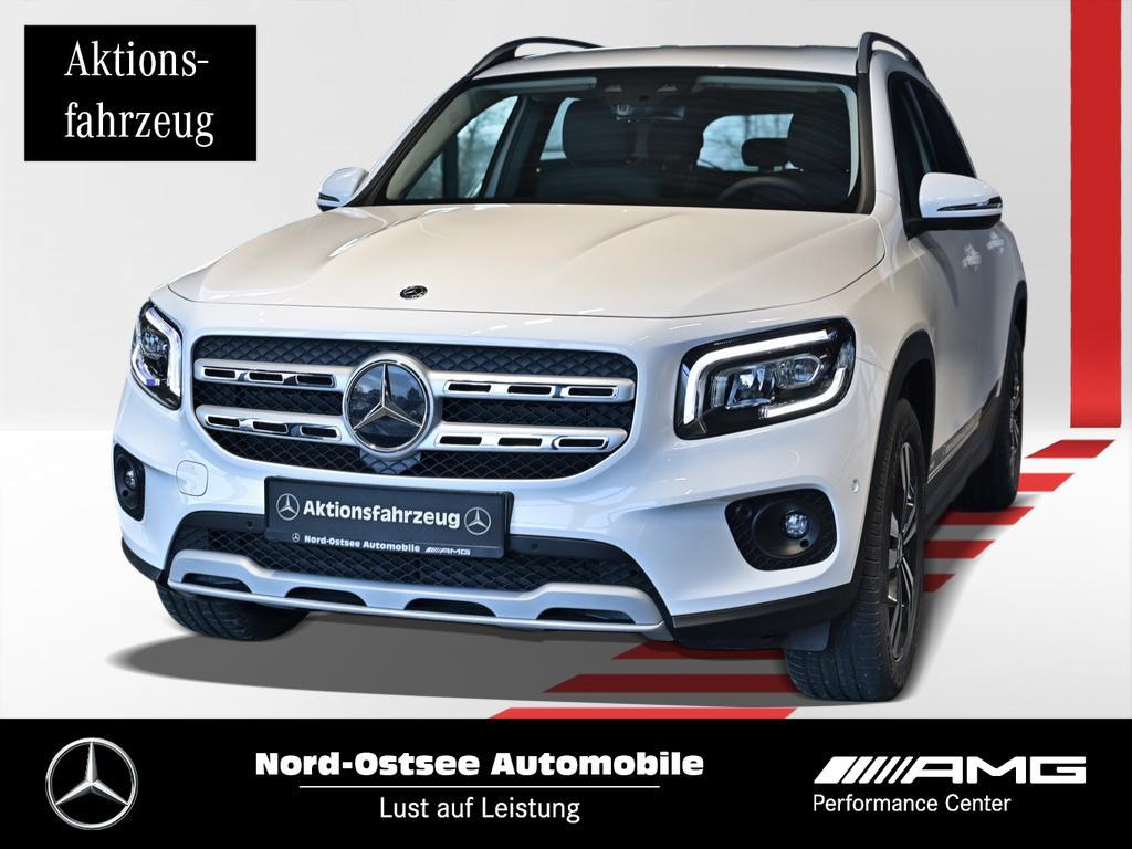 Mercedes-Benz GLB 180 d STYLE*LED*NAVI*18''*TOTWINKEL, Jahr 2019, Diesel