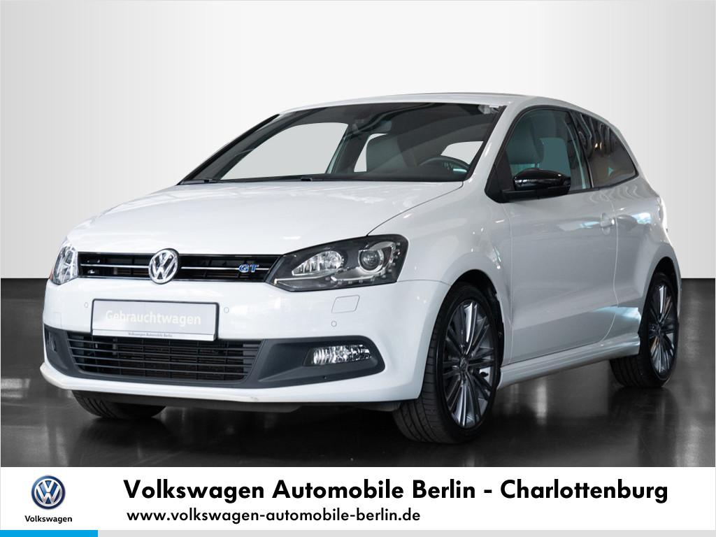 Volkswagen Polo BlueGT 1.4 TSI ACT, Jahr 2017, Benzin
