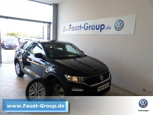 Volkswagen T-Roc UPE 28000 EUR KLIMAAUTOMATIK PDC, Jahr 2018, petrol