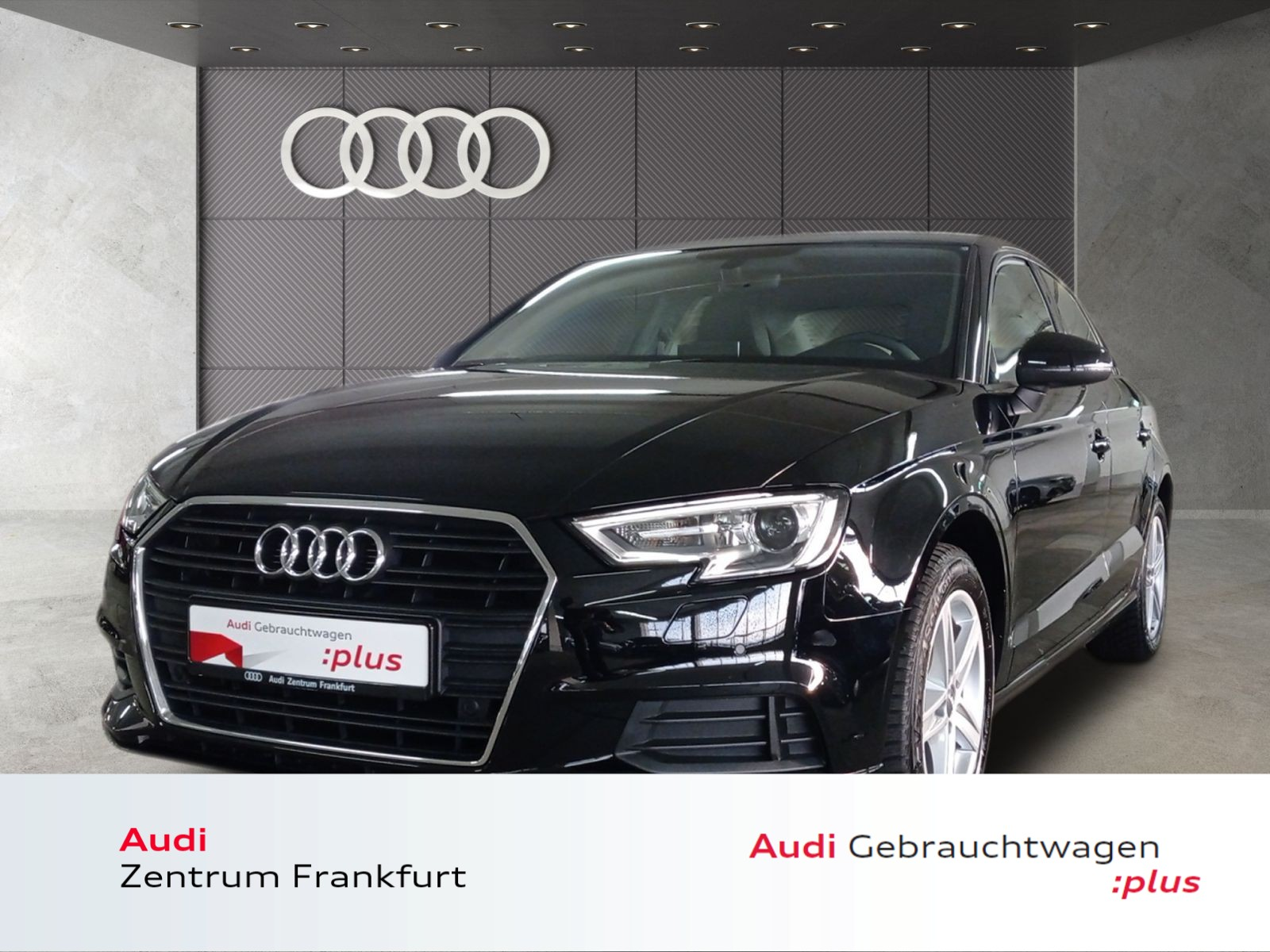 Audi A3 Limousine 35 TFSI Navi Xenon PDC Sitzheizung Klima, Jahr 2019, Benzin