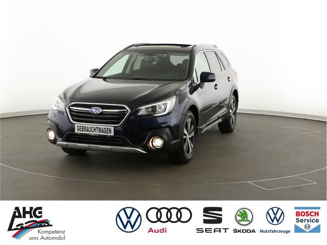 Subaru Outback 2.5i Automatik Sport LED, SHZ v+h, Navi, Rückfahrkamera, 1. Hand, Jahr 2019, Benzin