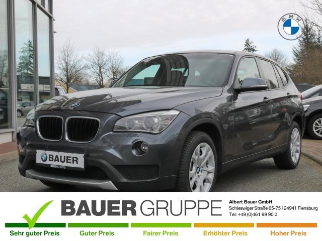 BMW X1 sDrive18i Xenon Sportsitze SHZ Bluetooth PDC hinten Radio CD, Jahr 2013, Benzin