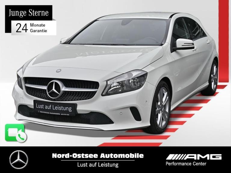 Mercedes-Benz A 200 d Urban Navi AHK Sitzheizung Parktronic, Jahr 2016, Diesel