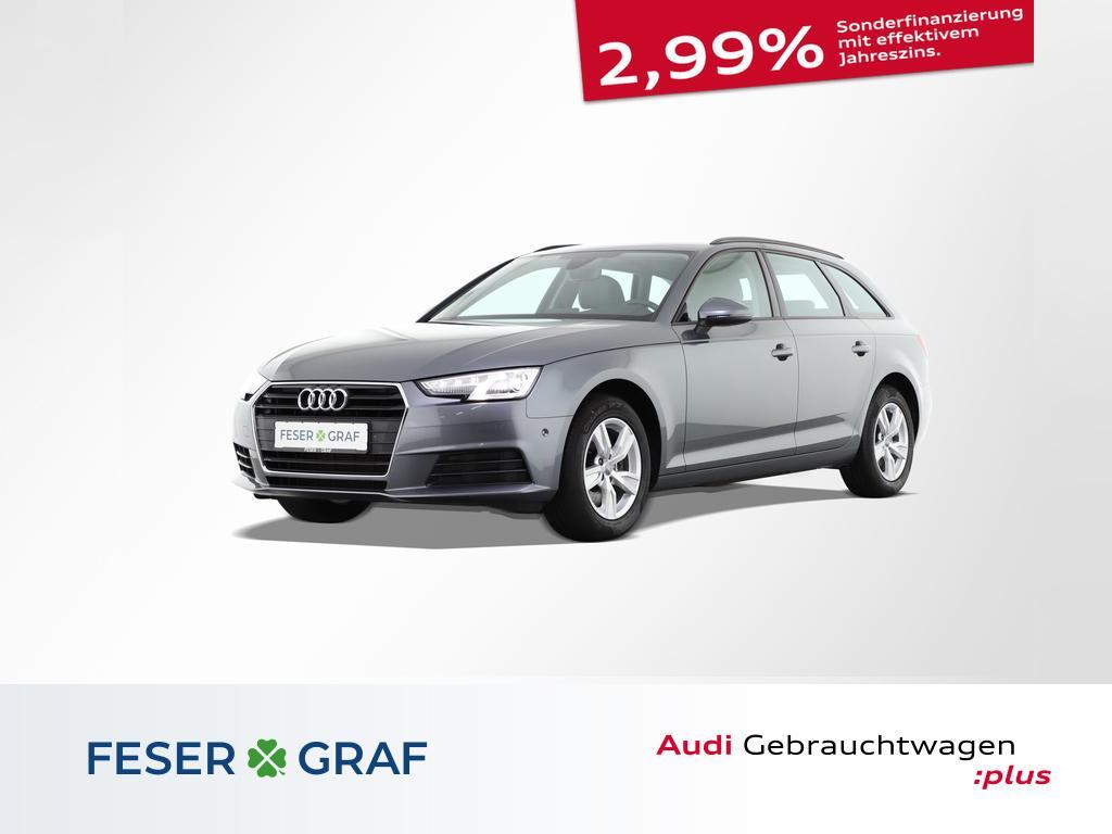 Audi A4 Avant 2.0 TDI Navi+/Kamera/Sitzhz/Park-Assist, Jahr 2017, Diesel