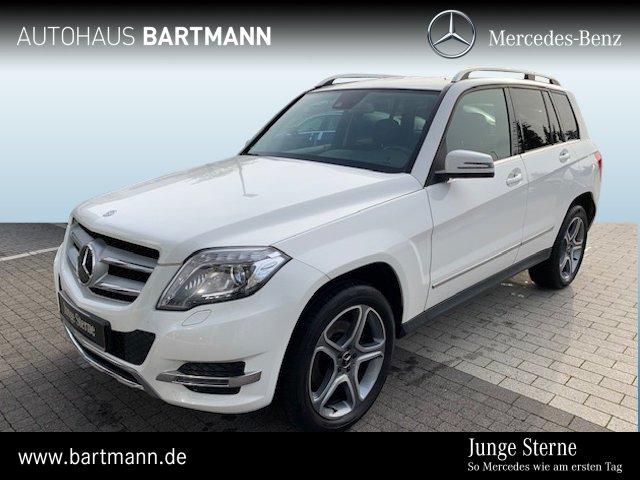Mercedes-Benz GLK 350 d 4M COMAND+ILS +DISTRONIC+STANDHEIZUNG+, Jahr 2014, diesel