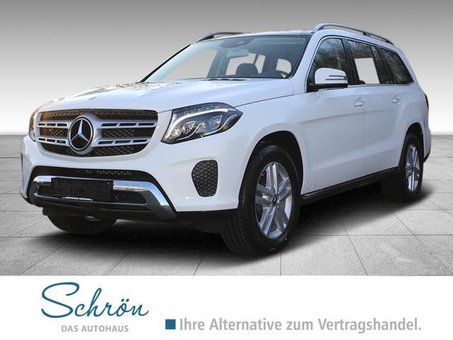 Mercedes-Benz GLS 400 400*4Matic*Luftfederung*7-Sitzer*Fahr..., Jahr 2017, Benzin
