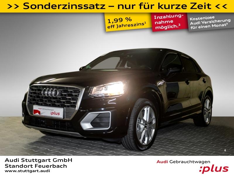 Audi Q2 Sport 1.4 TFSI S line Sportpaket Navi PDC, Jahr 2017, Benzin