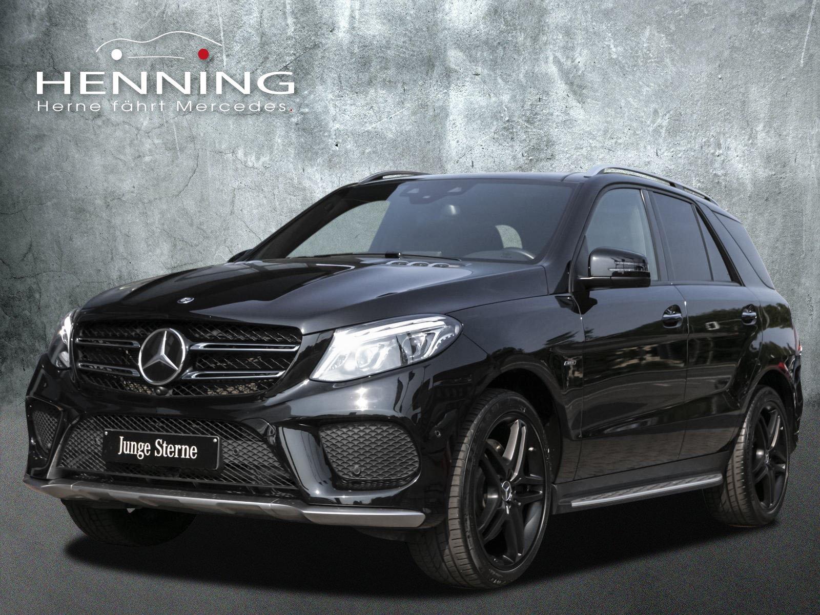 Mercedes-Benz GLE 450 AMG 4M Pano Standhzg. Distronic Memory, Jahr 2016, Benzin