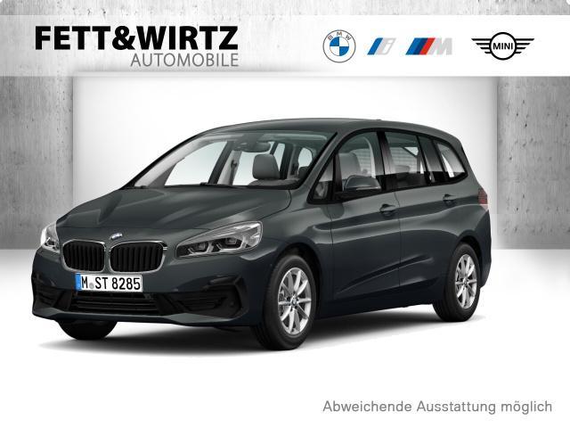 BMW 216 Gran Tourer Adv Navi PDC LED AHZ Aut.Heckkl, Jahr 2019, Benzin