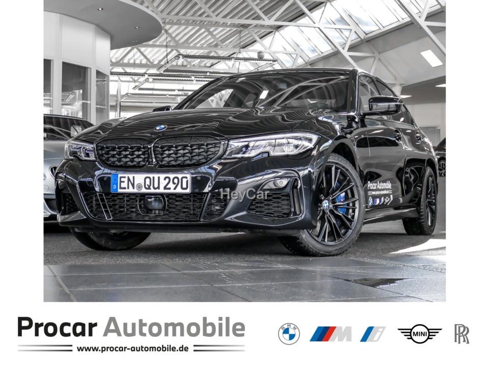 BMW M340ix G20,MSport,19'',Laser,HeadUp,Glasdach,VOLL, Jahr 2021, Benzin