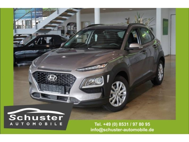 Hyundai Kona Select 2WD 1.0 T-GDI Klima Tempomat Multif.Lenkrad, Jahr 2018, petrol