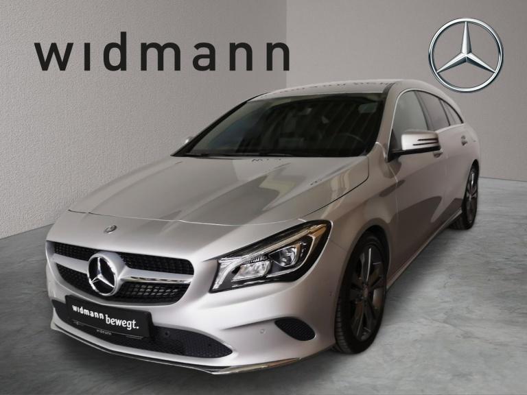 Mercedes-Benz CLA 220 d SB *Urban*LED*Navi*PDC*Sitzheizung*, Jahr 2017, Diesel