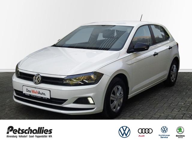 Volkswagen Polo Trendline POLO 1.0 LED-Tagfahrlicht, Jahr 2018, Benzin