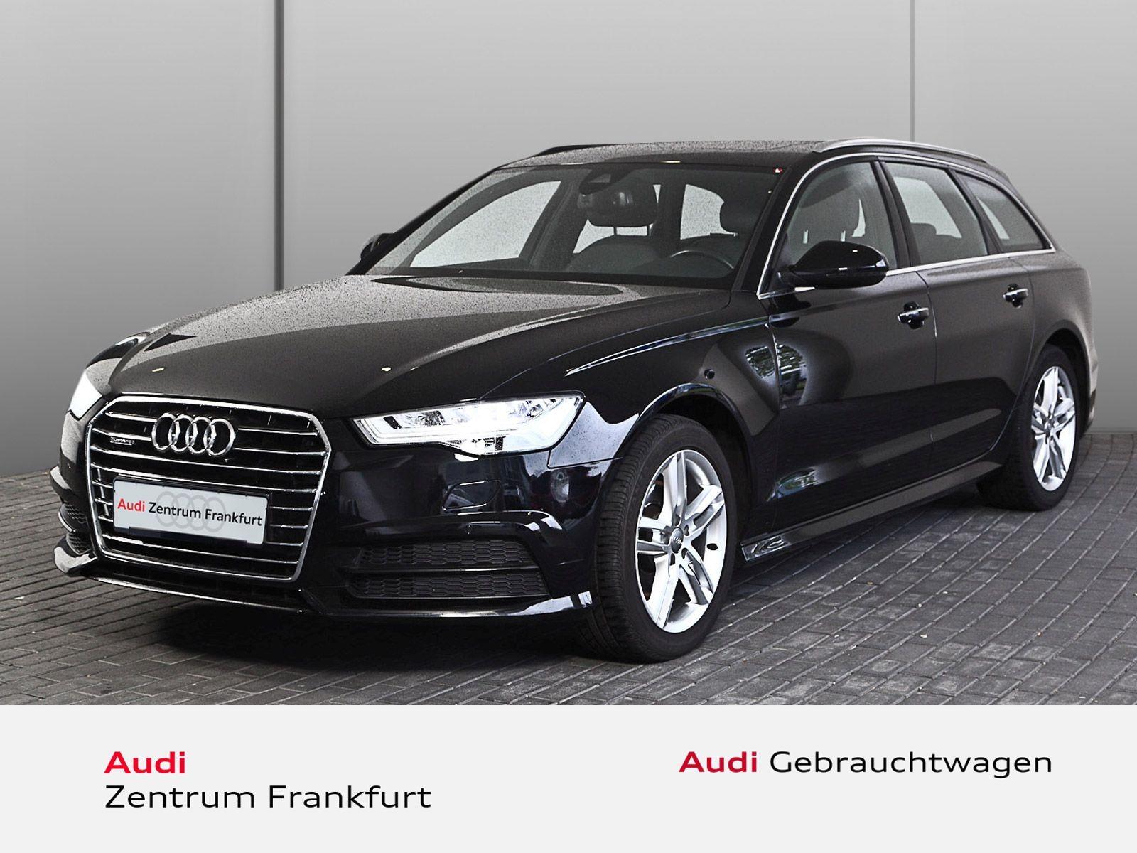 Audi A6 Avant 2.0 TDI quattro S tronic LED StdHz Pano Navi PDC Tempomat, Jahr 2018, Diesel