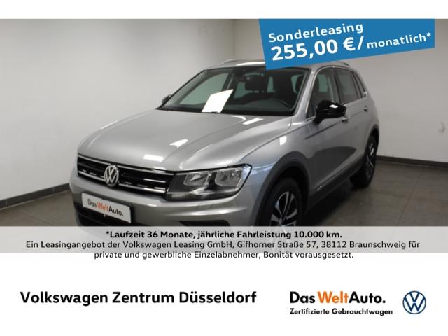 Volkswagen Tiguan IQ.Drive 1.5 TSI DSG *Navi*SHZ*ParkAssist*VZE*ACC*Alu*, Jahr 2020, Benzin