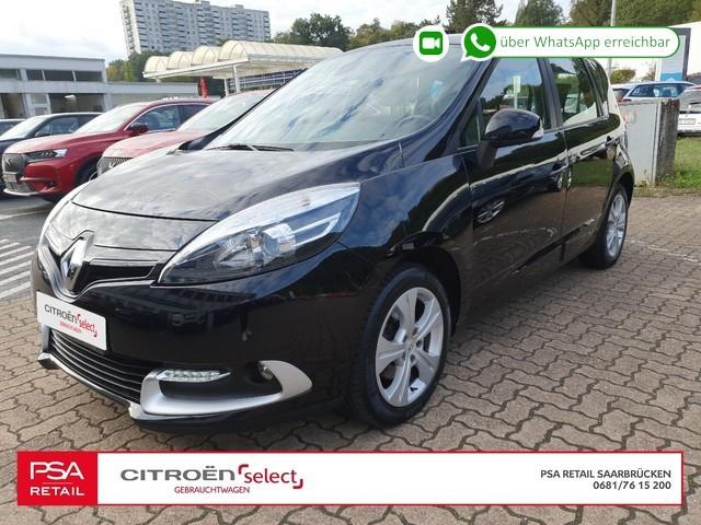 Renault Scenic Energy Paris 1,2lTCe115PS Navi Family-Paket , Jahr 2014, Benzin
