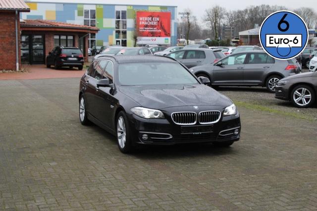 BMW 520d Touring Luxury xDrive Xenon Navi Leder, Jahr 2014, Diesel