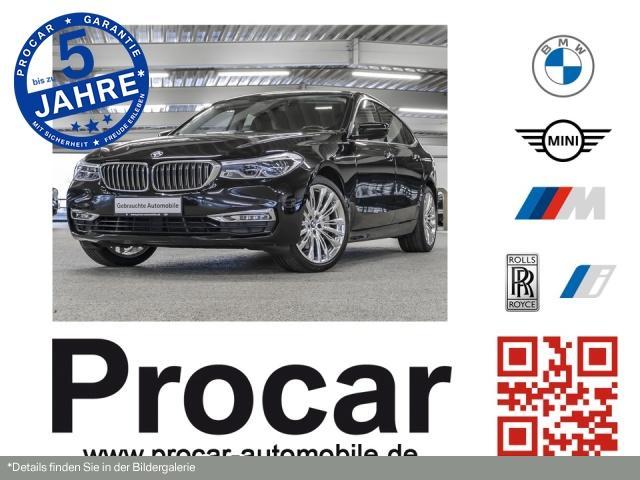 BMW 640 Gran Turismo GT xDrive A Luxury Line Klimaaut., Jahr 2018, Diesel
