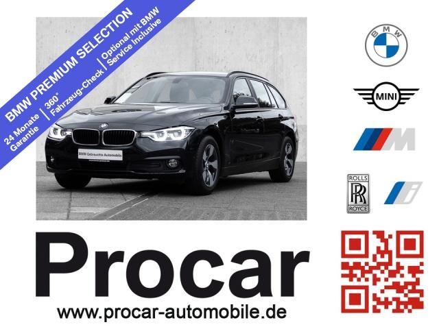 BMW 320d Touring Navi Autom. WKR BSI inkl. USB LED, Jahr 2018, Diesel