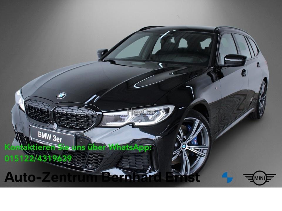 BMW M340d xDrive M Sport AHK HeadUp Laser Standheizu, Jahr 2021, Diesel