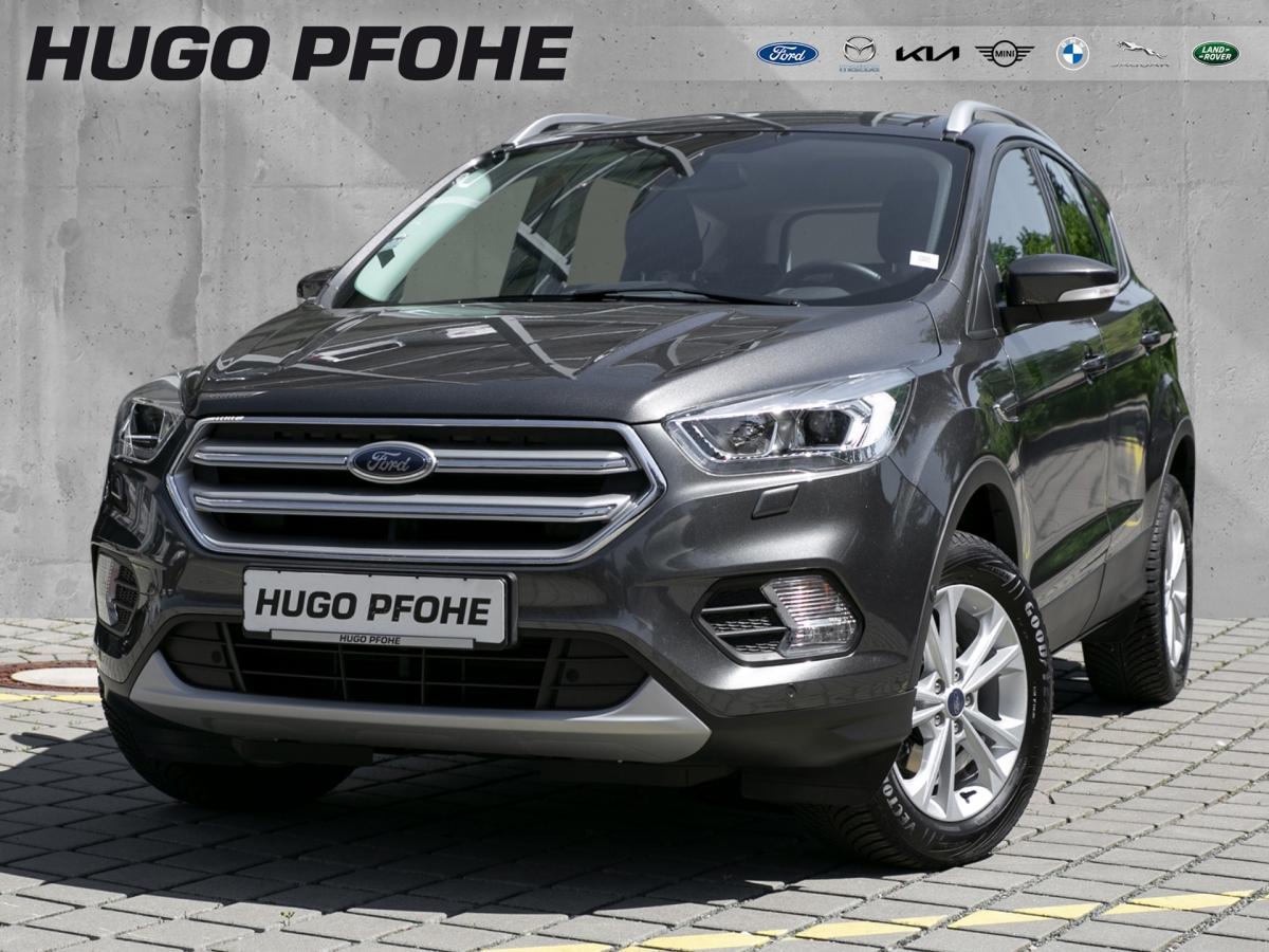 Ford Kuga Titanium 1.5 l EcoBoost / 2020er, Jahr 2020, Benzin