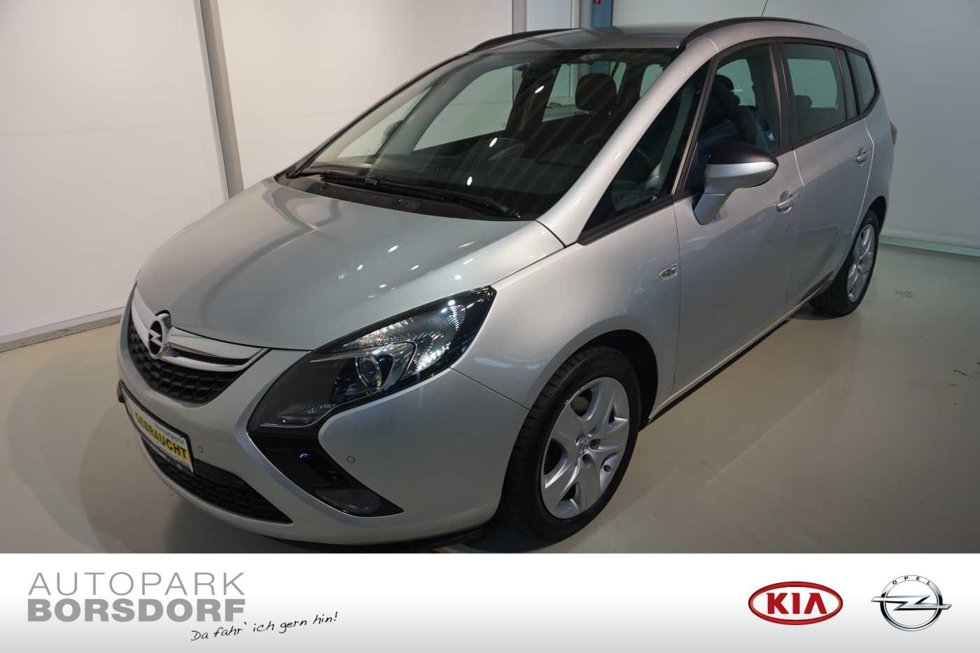 Opel Zafira Tourer 1.6 CDTI Edit. Klimaautomatik PDC, Jahr 2016, Diesel