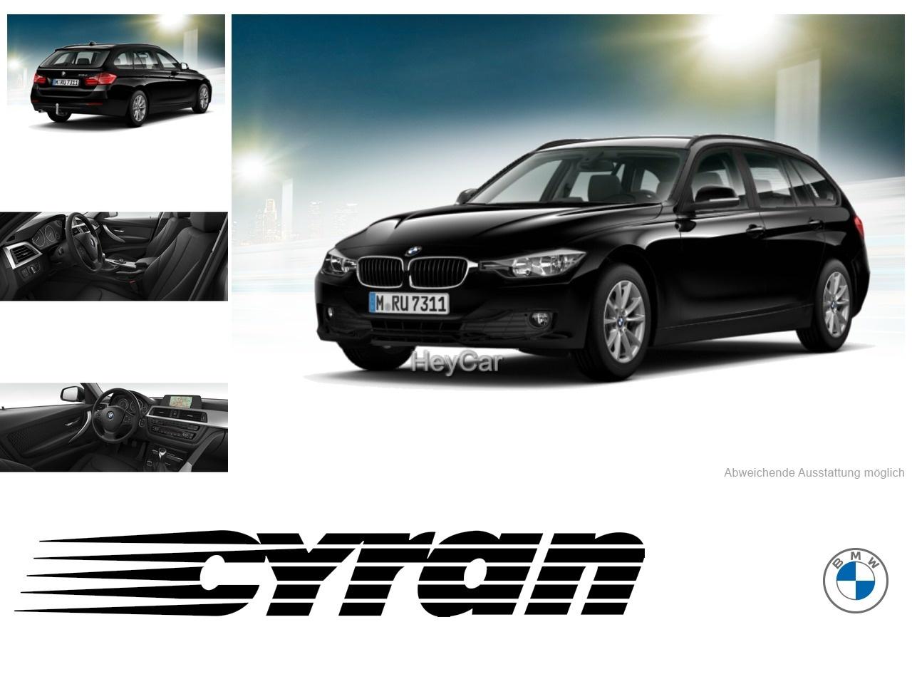 BMW 318d Touring Navi Klimaaut. PDC Sitzhzg. AHK, Jahr 2014, Diesel