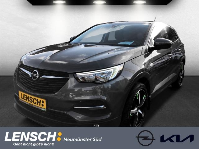 Opel Grandland X 1.2 Turbo Edition SHZ+LHZ AHK Intellilink, Jahr 2018, Benzin