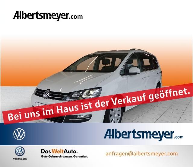 Volkswagen Sharan 2.0 TDI Highline +DSG+XENON+LM+DYNAUDIO++, Jahr 2014, Diesel